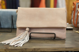 Small Crossbody with tassel