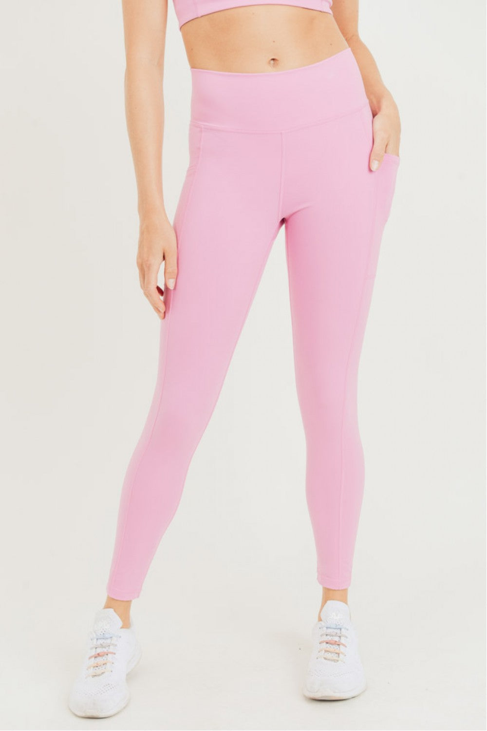 Essential Sweetheart Back Highwaist Legging