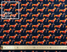 Dasher Woven Digital Print Fabric