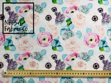 Thea Woven Digital Print Fabric