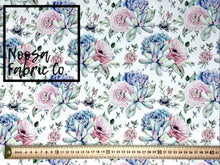 Celeste Woven Digital Print Fabric