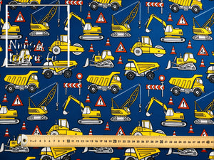 Thomas Woven Digital Print Fabric
