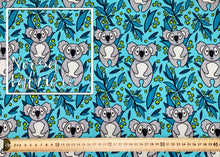 Kenny Cotton Lycra Digital Print Fabric