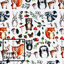 Chester SMALL SCALE Woven Digital Print Fabric