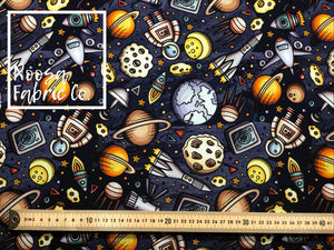 Apollo Cotton Lycra Digital Print Fabric
