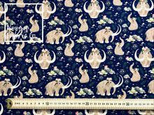 Martha Cotton Lycra Digital Print Fabric