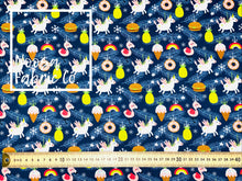 Paul Christmas Woven Digital Print Fabric