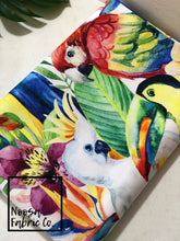 Polly Digital Print Fabric