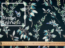 Ivy Woven Digital Print Fabric