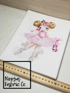 Kids Fabric Panel 'Betty'