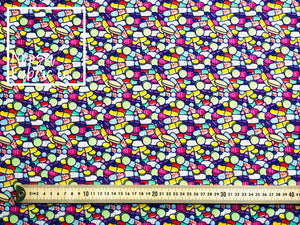 Phil Woven Digital Print Fabric