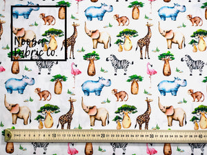 Albert Woven Digital Print Fabric
