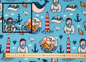 Sam Woven Digital Print Fabric