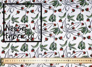 Tilly Woven Digital Print Fabric
