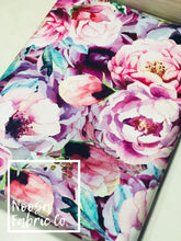 Antonia Rose Floral Fabric