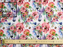 Stella Cotton Lycra Digital Print Fabric