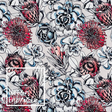 Molly Woven Digital Print Fabric