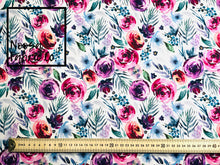 Clara Woven Digital Print Fabric