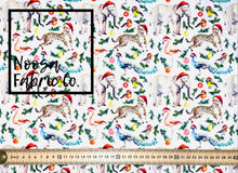 Shepherd Christmas Woven Digital Print Fabric