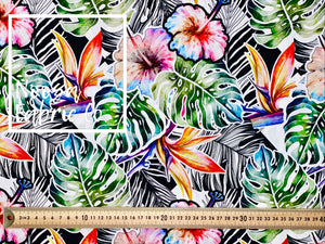 Sandi Woven Digital Print Fabric