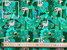 Simone Cotton Lycra Digital Print Fabric