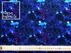 Hailey Cotton Lycra Digital Print Fabric