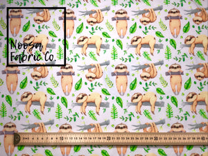 Sully Cotton Lycra Digital Print Fabric