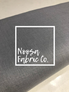 Pewter French Linen