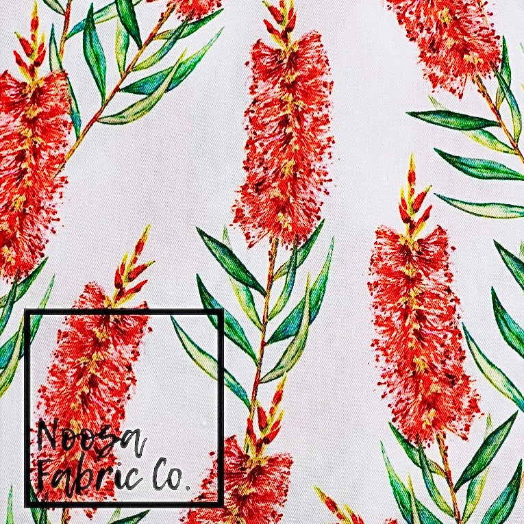 Adelaide Woven Digital Print Fabric