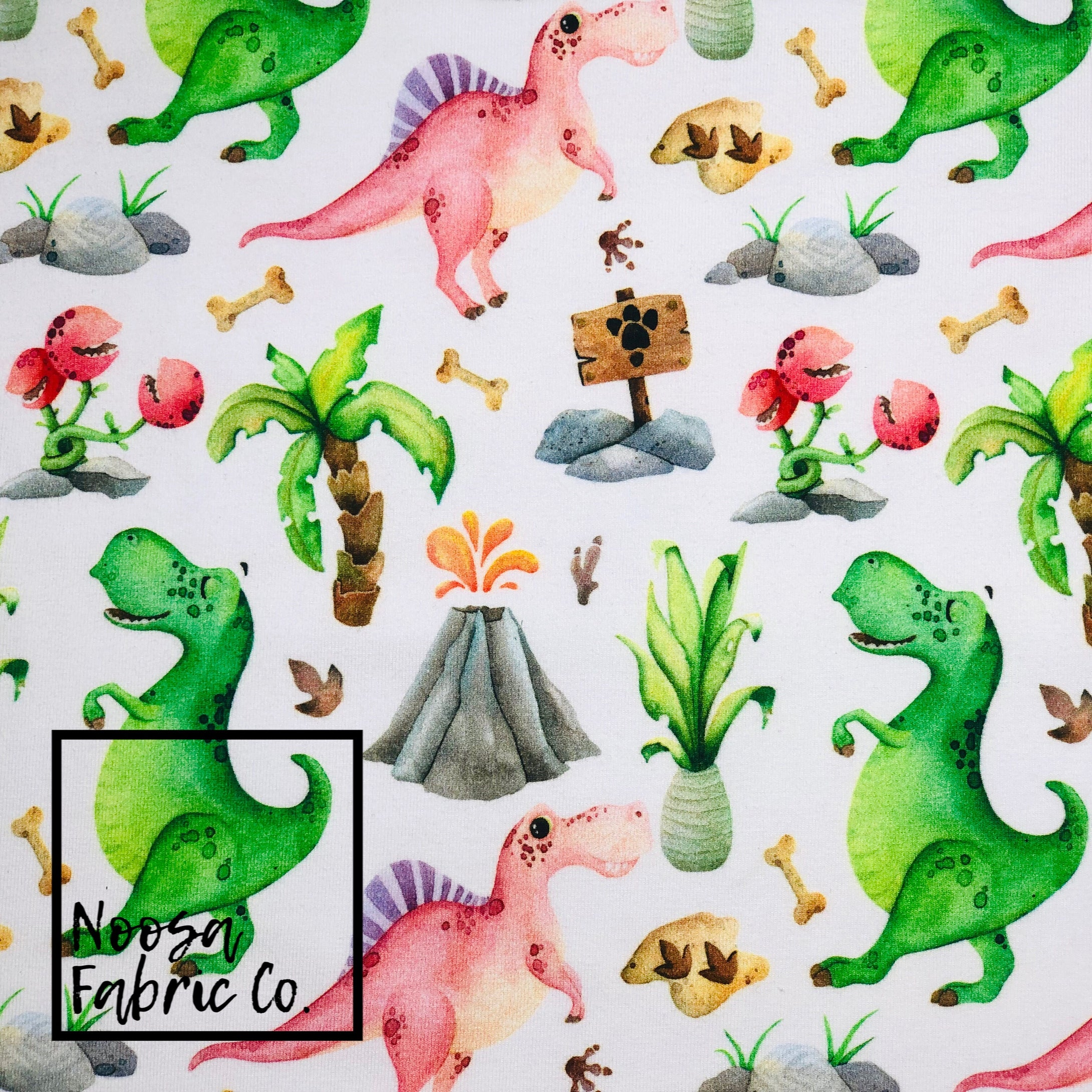 Max Cotton Lycra Digital Print Fabric