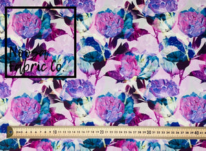 Sophie Woven Digital Print Fabric