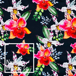 Geraldine Woven Digital Print Fabric