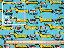 Frank Woven Digital Print Fabric