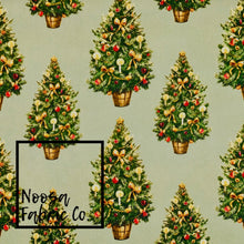 Xavier Christmas Woven Digital Print Fabric