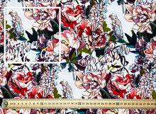 Blaire Woven Digital Print Fabric