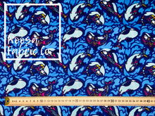 Willy Woven Digital Print Fabric