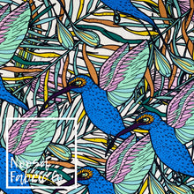 Harmony Woven Digital Print Fabric