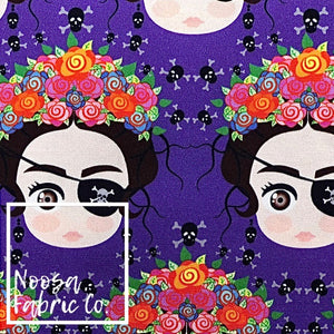 Carmen Woven Digital Print Fabric