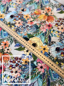 Delia Digital Print Fabric