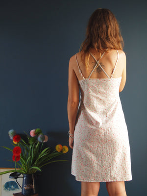 Victorian Inspired Cotton Nightgown