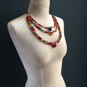 Banjara Gypsy Beaded Necklace