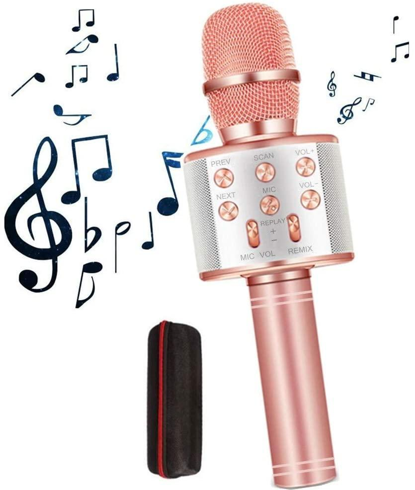 Wireless Bluetooth Karaoke Microphone(BUY 2 FREE SHIPPING)