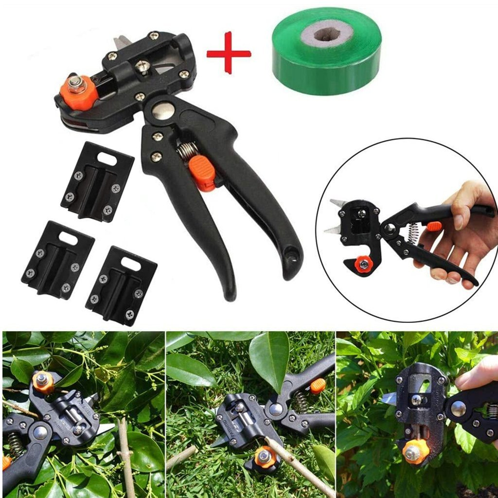 50% OFF Today -  Professional Garden Grafting Tool (Get Grafting Tape For Free)