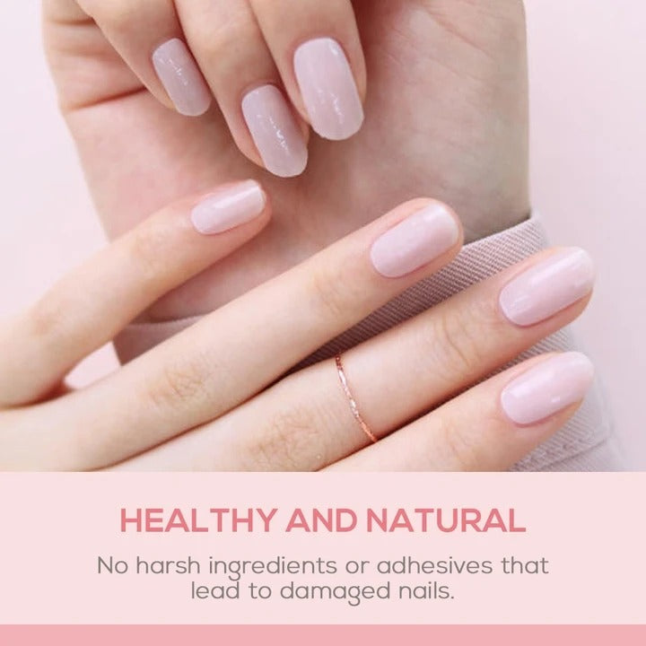 【Last Day Promotion & On-Time Delivery] Easy PolyGel Nail Lengthening Kit