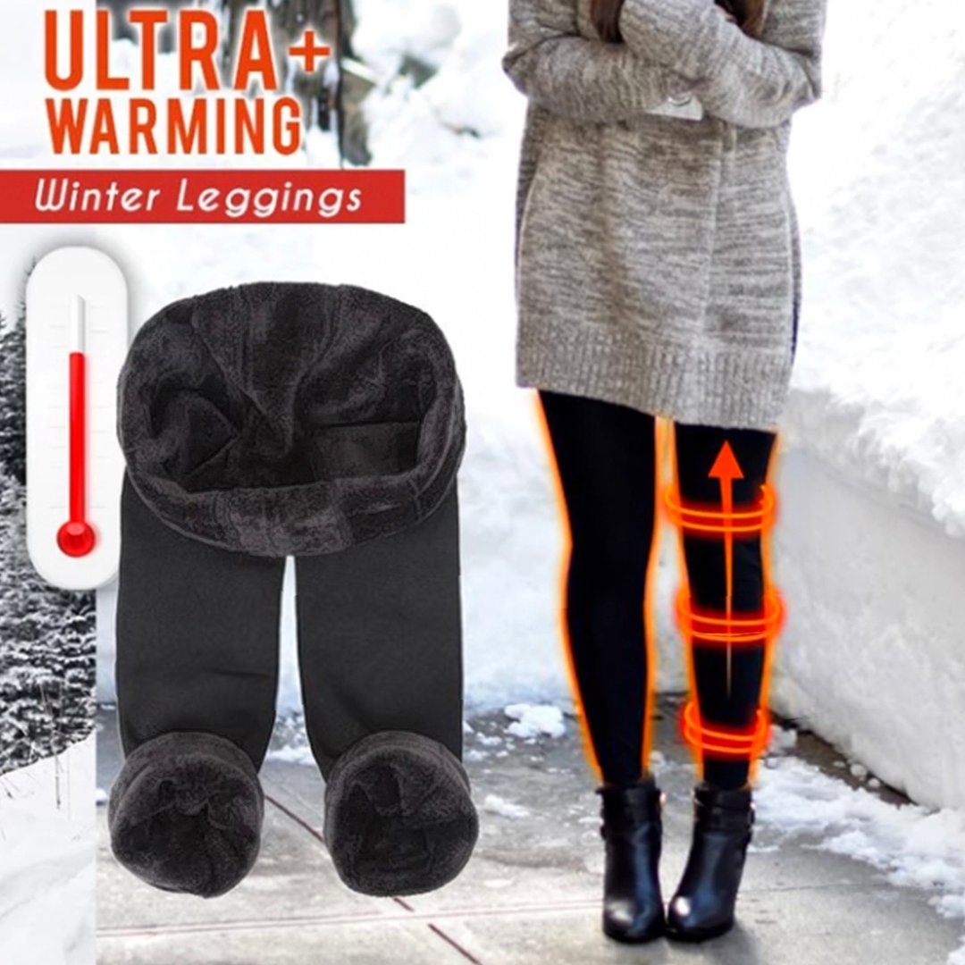 Ultra Warming Winter Leggings - 50% OFF Today!