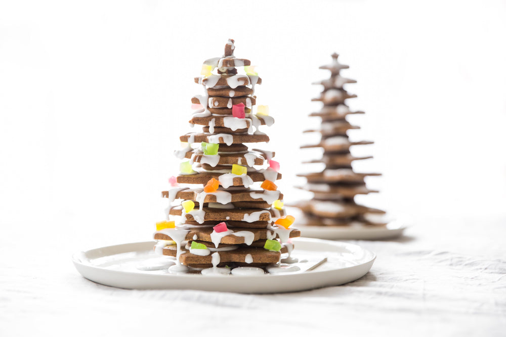 How to Make the Perfect Gingerbread Christmas Tree