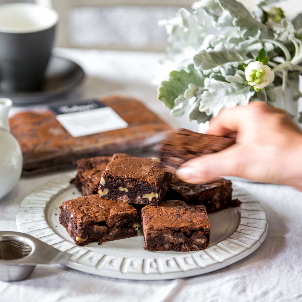 Belgian Chocolate Brownie