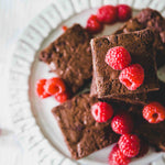 Raspberry Chocolate Brownie - Phillippas Bakery