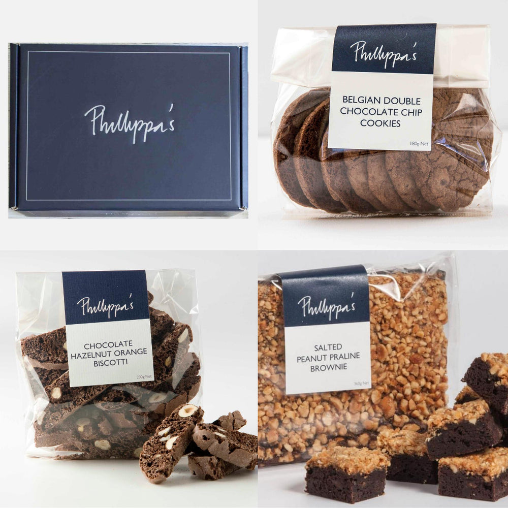 Phillippa's Triple Chocolate Hamper