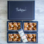 Phillippa's Hot Cross Buns Hamper - Phillippas Bakery